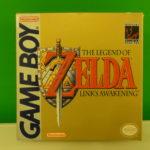 The Legend Of Zelda Link's Awakening (1) Front