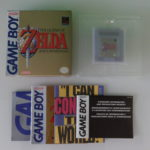 The Legend Of Zelda Link's Awakening (3) Contents