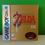 The Legend Of Zelda Link's Awakening Dx (1) Front