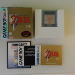 The Legend Of Zelda Link's Awakening Dx (3) Contents