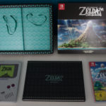 The Legend Of Zelda Link's Awakening Limited Edition (3) Contents