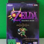 The Legend Of Zelda Majora's Mask 3d Special Edition (1) Front
