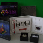 The Legend Of Zelda Majora's Mask 3d Special Edition (3) Contents