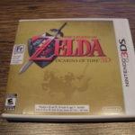The Legend Of Zelda Ocarina Of Time 3d (1) Front