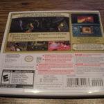 The Legend Of Zelda Ocarina Of Time 3d (2) Back