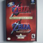 The Legend Of Zelda Ocarina Of Time & Master Quest (1) Front