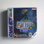 The Legend Of Zelda Oracle Of Ages (1) Front