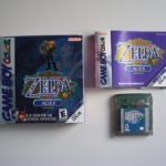 The Legend Of Zelda Oracle Of Ages (3) Contents