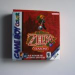 The Legend Of Zelda Oracle Of Seasons (1) Front