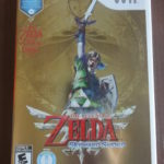 The Legend Of Zelda Skyward Sword (1) Front