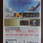 The Legend Of Zelda Skyward Sword (2) Back