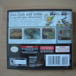The Legend Of Zelda Spirit Tracks (2) Back