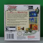The Legend Of Zelda The Minish Cap (2) Back