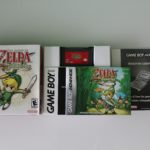 The Legend Of Zelda The Minish Cap (3) Contents