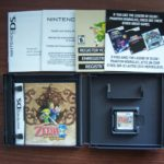 The Legend Of Zelda The Phantom Hourglass (3) Contents
