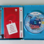 The Legend Of Zelda The Windwaker Hd (7) Inside Contents