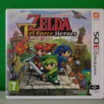 The Legend Of Zelda Tri Force Heroes (1) Front