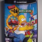 The Simpsons Hit & Run (1) Front