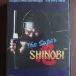 The Super Shinobi (1) Front