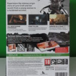 Tomb Raider Survival Edition (2) Back