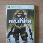 Tomb Raider Underworld (1) Front