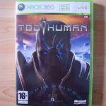 Too Human (1) Front