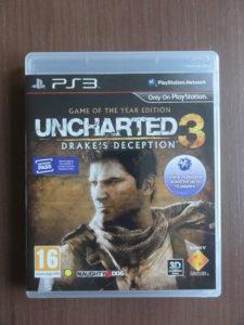 UnchartedDrakesDeception()Front
