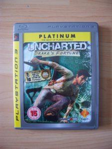 UnchartedDrakesFortune()Front