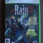 Vampire Rain (1) Front