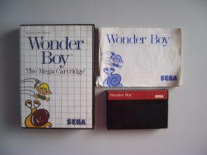 WonderBoy()Contents
