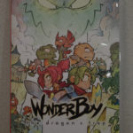 Wonder Boy The Dragons Trap (1) Front