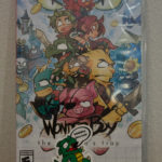 Wonder Boy The Dragons Trap Nicalis Release (1) Front