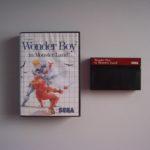 Wonder Boy In Monster Land (3) Contents