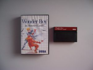 WonderBoyInMonsterLand()Contents