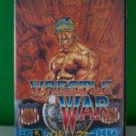Wrestle War (1) Front