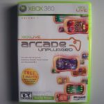 Xbox Live Arcade Unplugged Volume 1 (1) Front
