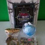 Zeruda Musou Hyrule Warriors Treasure Box (3) Contents