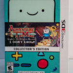 Adventure Time Lets Explore The Dungeon Because I Dont Know! Collectors Edition (1) Front