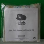 Club Nintendo Mario Baddies Eco Shopping Bag (1) Front