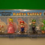 Club Nintendo Mario Family Figures