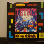 Dr Spin Tetris Vinyl Single