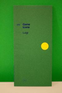 Game Icons Luigi
