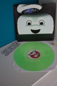 Ghostbusters Bootleg Vinyl Soundtrack