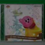 Kirby Triple Deluxe Soundtrack (sealed)