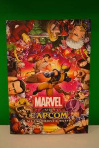 Marvel Vs Capcom Official Complete Works