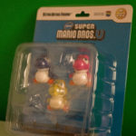 Medicom Ultra Detail Figure #202 New Super Mario Bros Wii U Yoshis