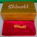 Shinobi Wooden Box & Sash