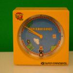 Super Mario Bros Bullet Bill Clock