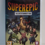 Superepic The Entertainment War (1) Front