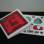 Tales From An Absent Father Book & Stickers